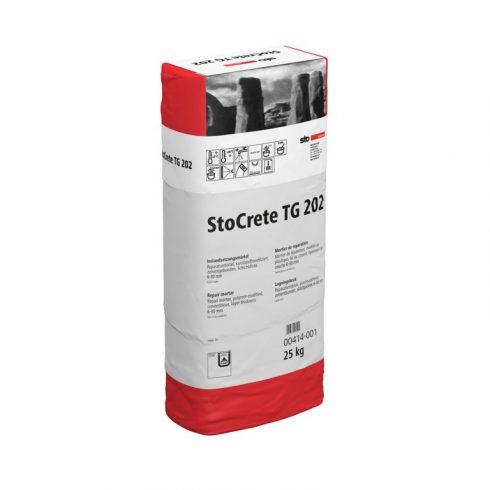 StoCrete TG 202 durva javítóhabarcs, 25 kg