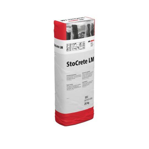 StoCrete LM könnyű lőtthabarcs, 20 kg
