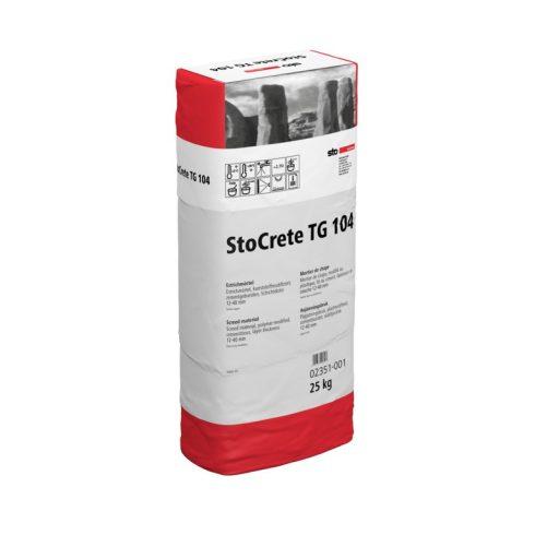 StoCrete TG 104 durva javítóhabarcs, 25 kg
