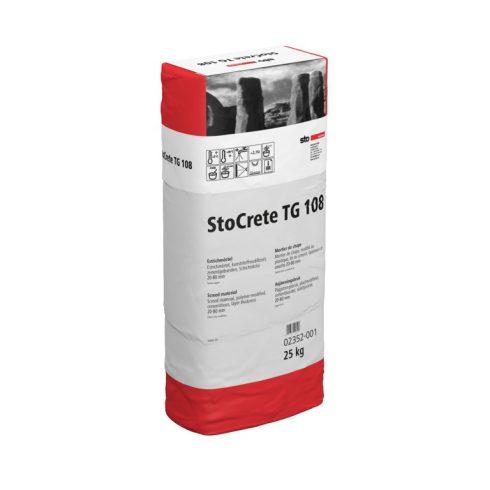 StoCrete TG 108 durva javítóhabarcs, 25 kg